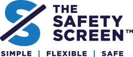The Safety Screen Logo